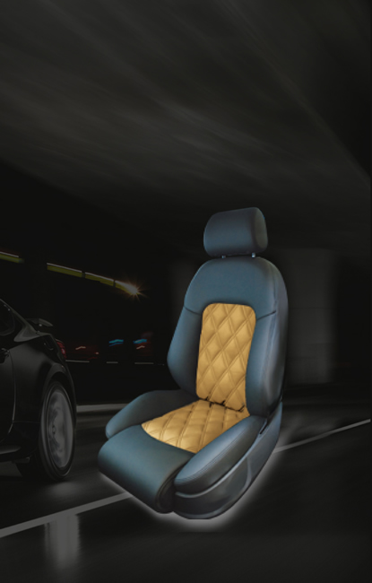 Alea Leather Best In Industry Oem Customizable Leather Seat